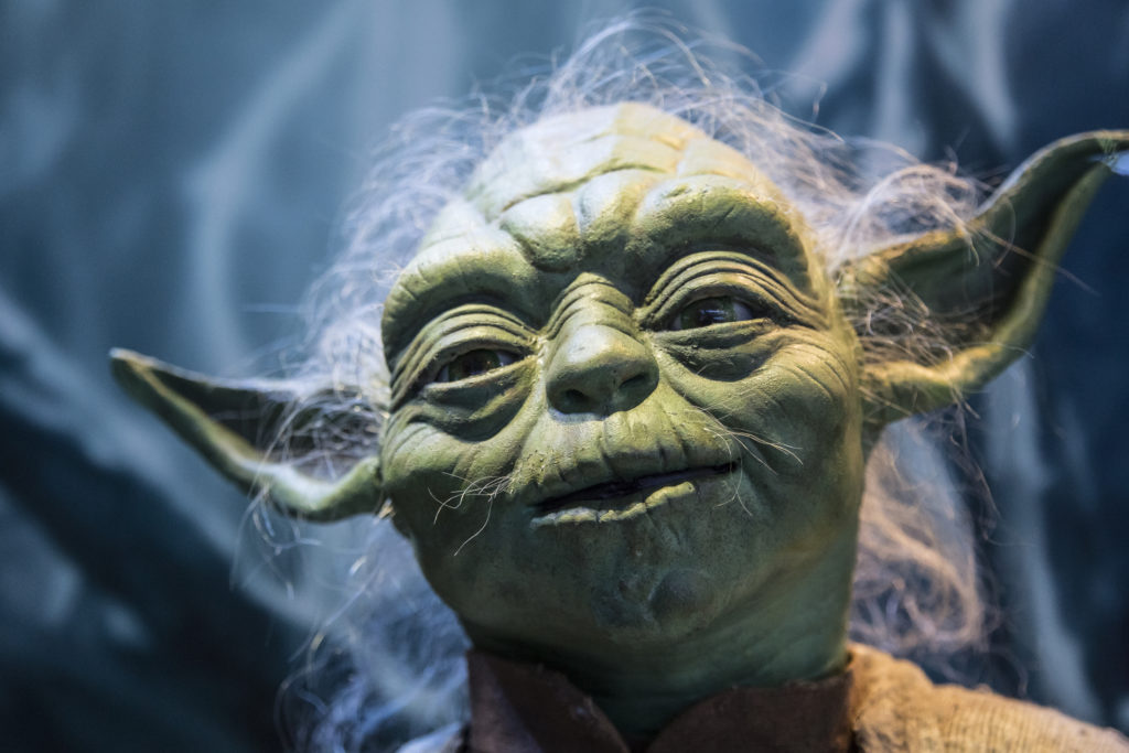 "Yoda had it right. ""Impossible to see the future is"""